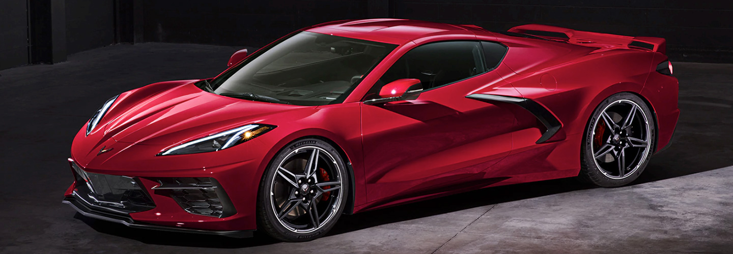 2020 CHEVY CORVETTE COMING SOON