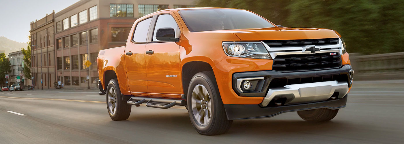 2021 Chevrolet Colorado for Sale in St. Augustine, FL ...