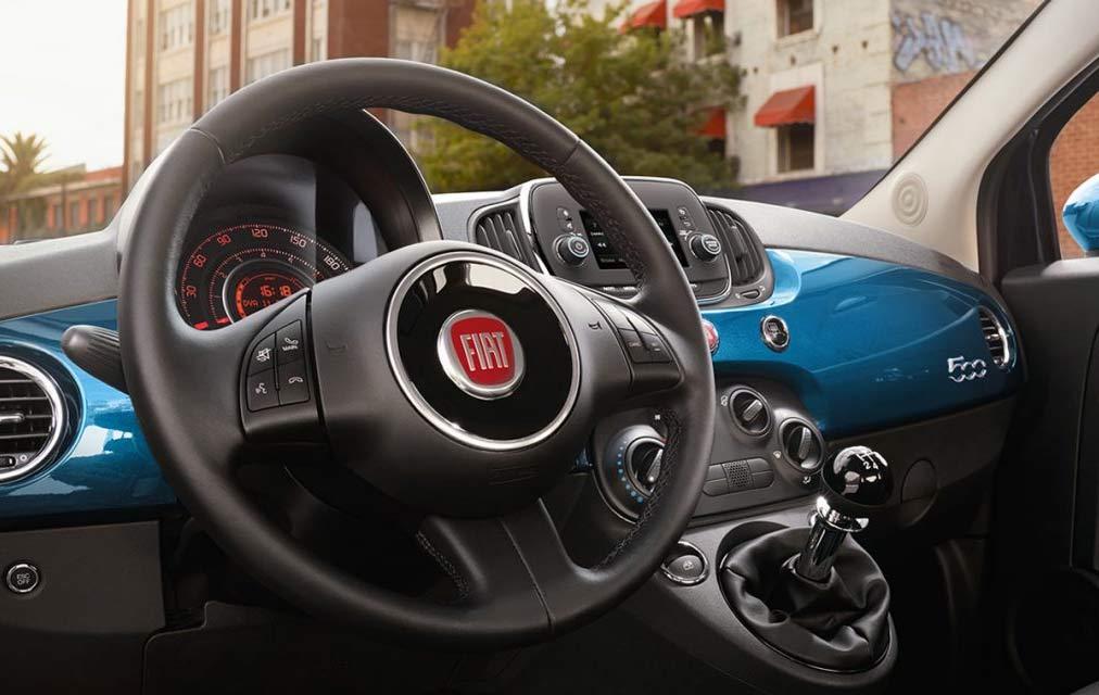 2017 Fiat 500 SHEER BLISS