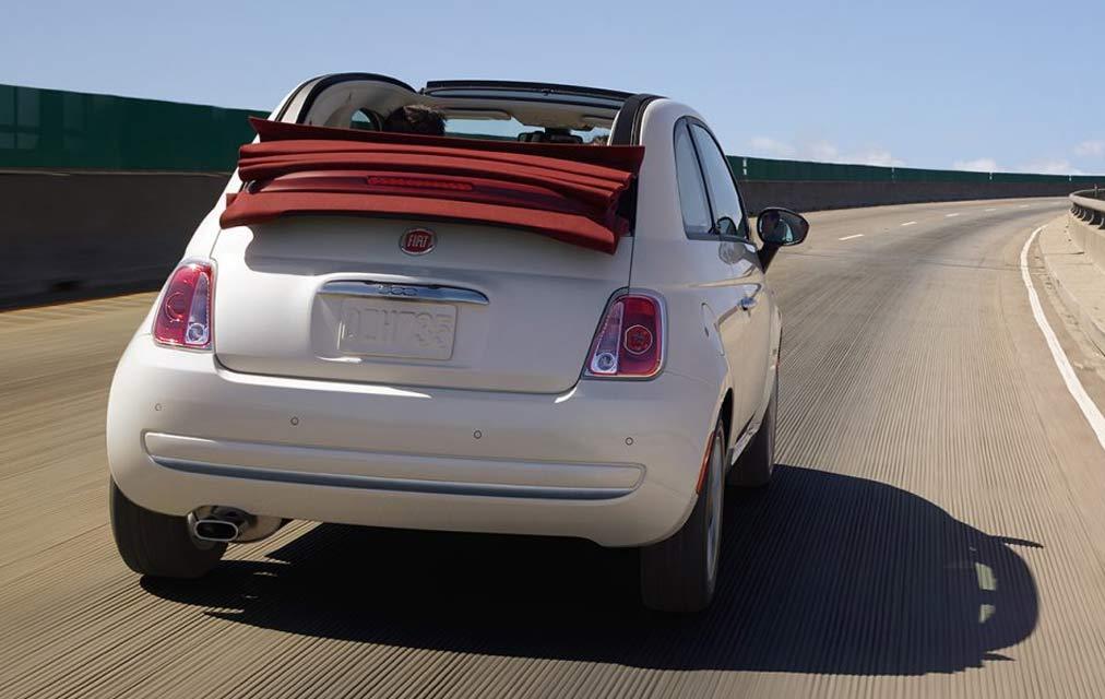 2017 Fiat 500 DUAL COOLED