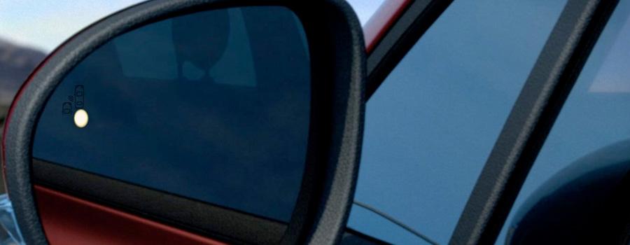2017 FIAT 500X Pop BLIND SPOT MONITORING