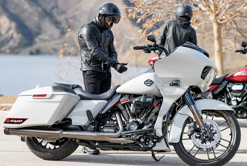 2020 Harley-Davidson CVO Road Glide Safety