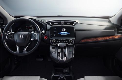 2017 Honda CR-V Adaptive Cruise Control (ACC)