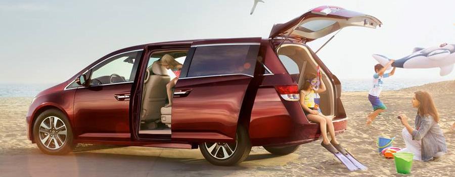2017 Honda Odyssey Style Runs in the Family