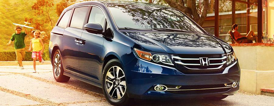 2017 Honda Odyssey Smart Entry
