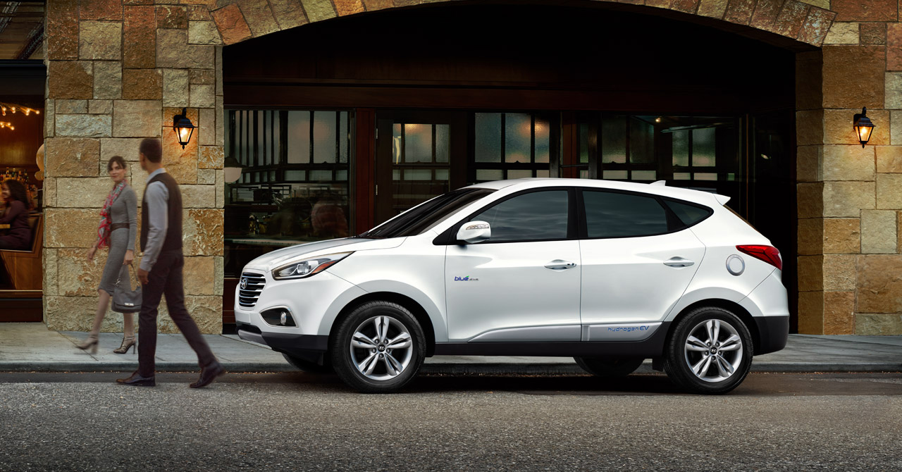 Fuel cell technology that\u0027s on the road now. & 2017 Hyundai Tucson Fuel Cell in Birmingham AL at Serra Hyundai