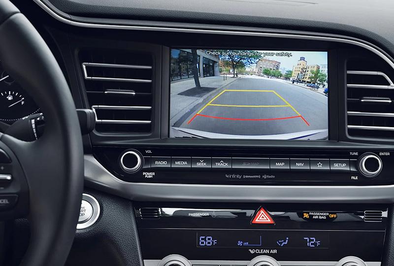 2019 Hyundai Elantra GT Safety
