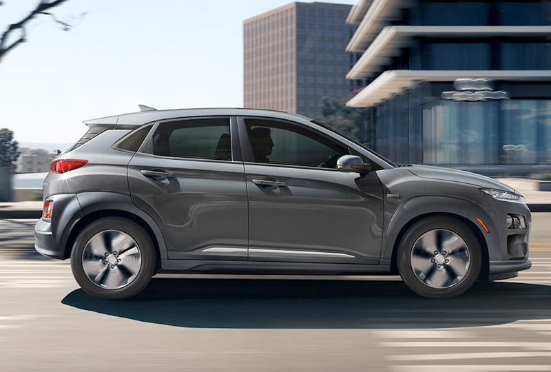 2019 Hyundai Kona Electric Safety