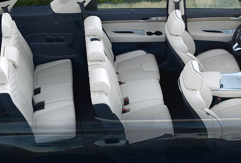 2020 Hyundai Palisade Design