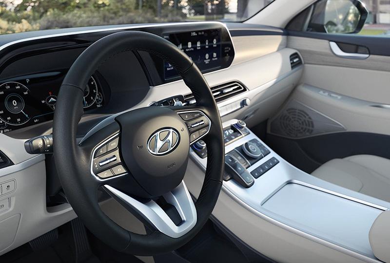 2020 Hyundai Palisade Technology