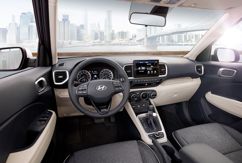 2020 Hyundai Venue Technology