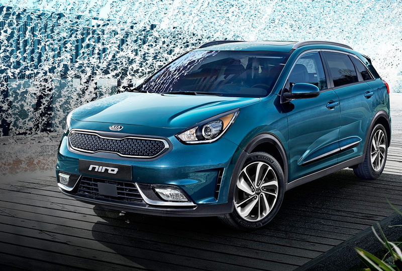 2018 kia niro in greer sc serving greenville spartanburg. Black Bedroom Furniture Sets. Home Design Ideas