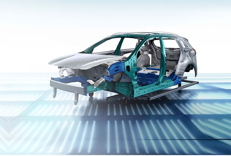 2019 Kia Niro EV Safety