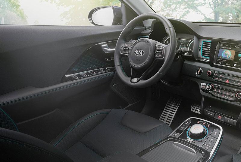 2019 Kia Niro EV Technology