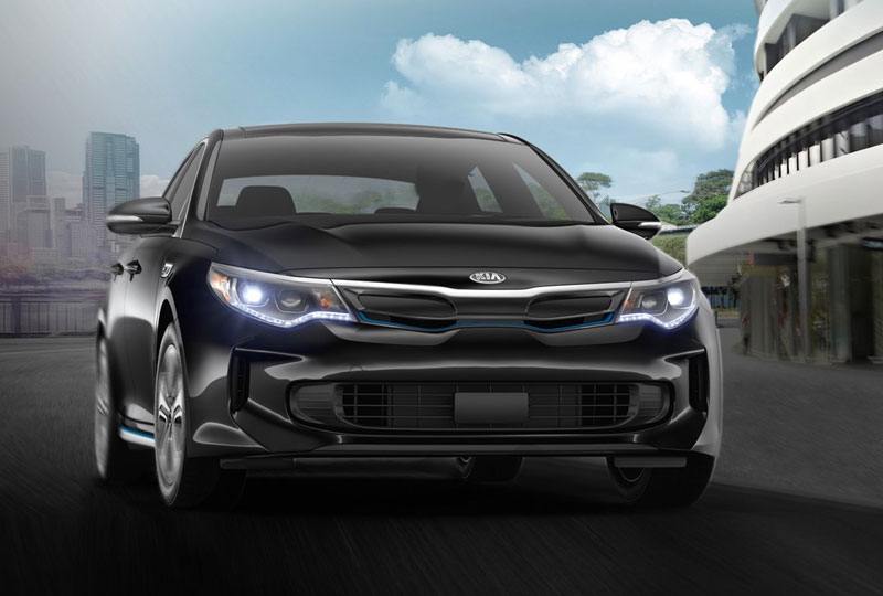 2019 Kia Optima Plug-in Hybrid Design in Fort Pierce, FL, Close to Port St. Lucie and Jupiter