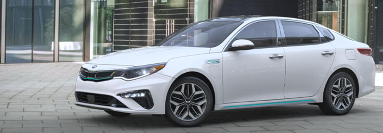 2020 Kia Optima Plug In Hybrid For Sale Kia Dealership In