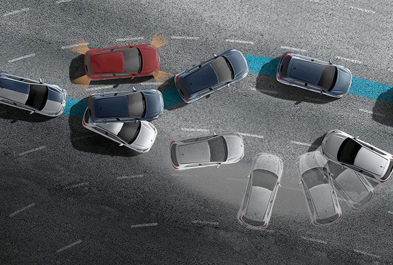 2020 Kia Rio 5-Door Safety