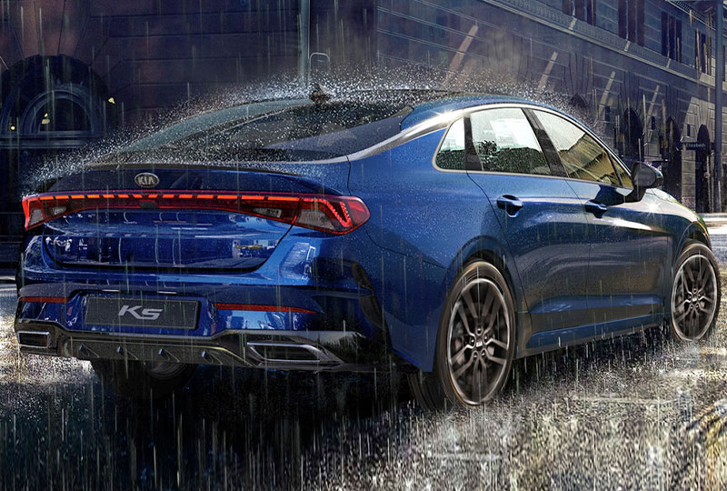 2021 Kia K5 Performance