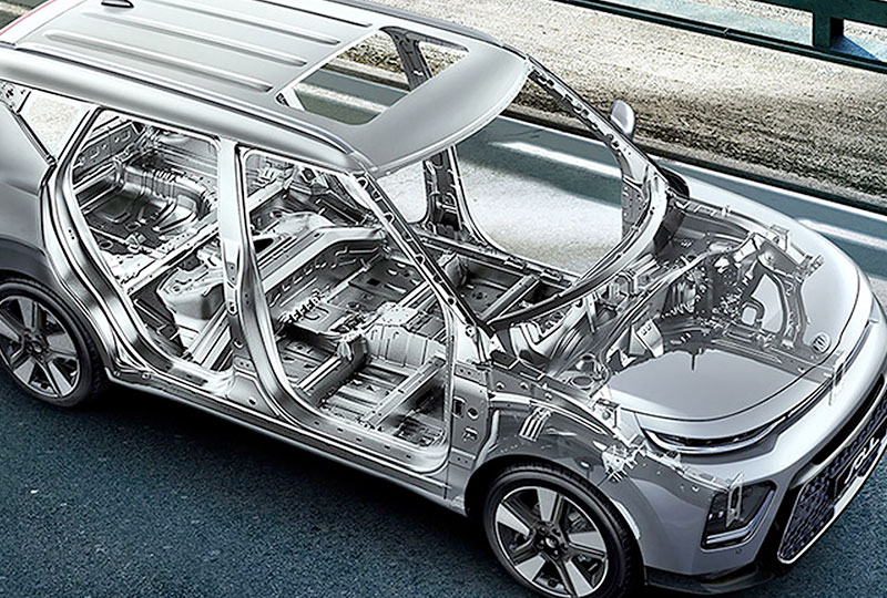 2021 Kia Soul  Safety
