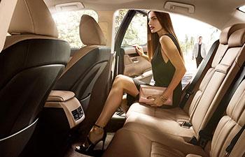 2017 Lexus ES EXCLUSIVE F SPORT INTERIORR
