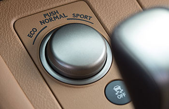 2017 Lexus CT Hybrid F SPORT–TUNED SUSPENSION