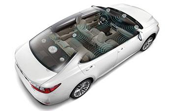 2017 Lexus CT Hybrid LEXUS 10-SPEAKER PREMIUM SOUND SYSTEM