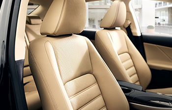 2017 Lexus IS EXCLUSIVE F SPORT INTERIORR