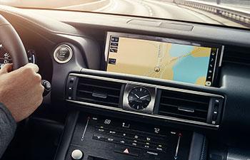 2017 Lexus CT Hybrid DYNAMIC HANDLING