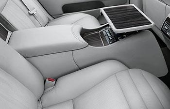 2017 Lexus LS EXECUTIVE-CLASS SEATING