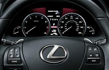 2017 Lexus LS ADAPTIVE VARIABLE AIR SUSPENSION