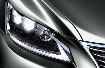 2017 Lexus LS v