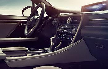 2017 Lexus RX EXCLUSIVE F SPORT INTERIORR