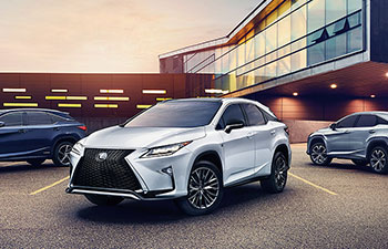 2017 Lexus RX THE FEARLESS 2017 RX