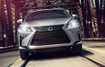 2017 Lexus RX AGGRESSIVE LUXURY