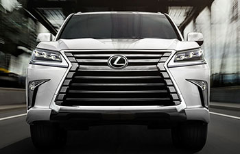 2017 Lexus lx ADVANCED POWER