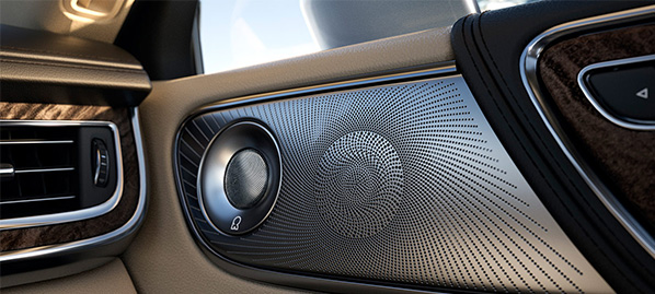 With 19 expertly placed speakers in the Revel Ultima Audio System