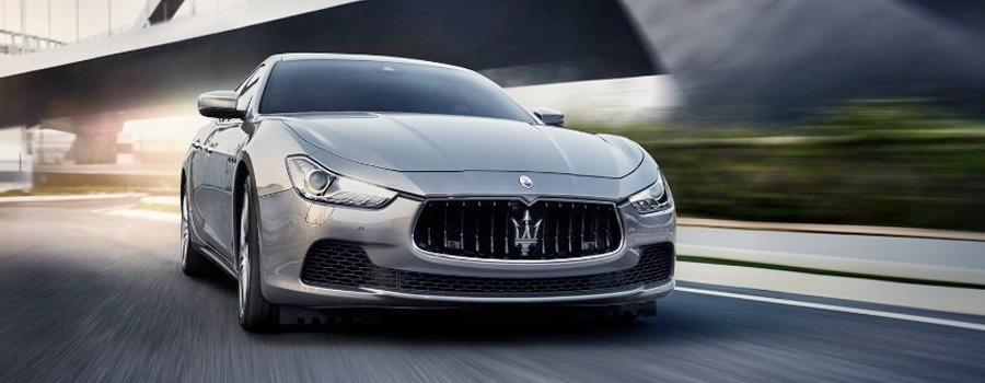 2017 Maserati Ghibli The very definition of excitement
