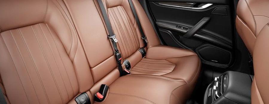 2017 Maserati Ghibli Total comfort
