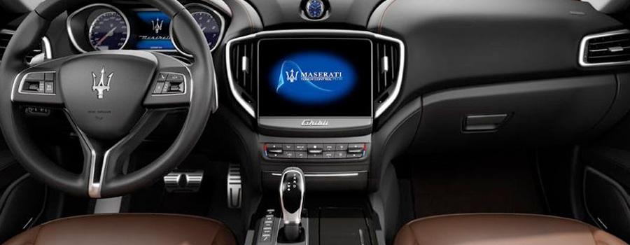 2017 Maserati Ghibli Unbridled luxury