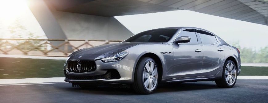 2017 Maserati Ghibli Outstanding performance, superb control
