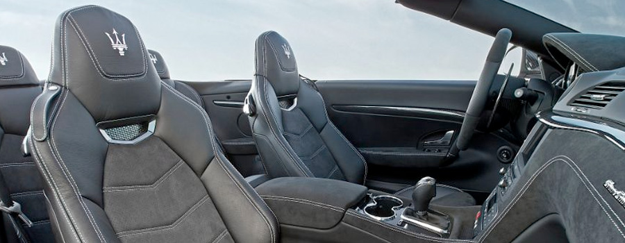 2017 Maserati Gran Cabrio Awaken the senses
