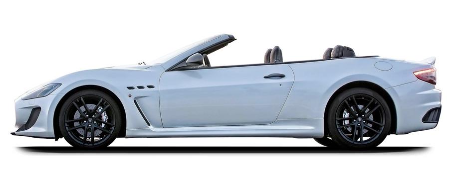 2017 Maserati Gran Cabrio Engineered to perfection