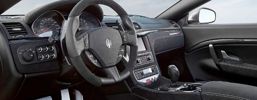 2017 Maserati Gran Cabrio Technology features