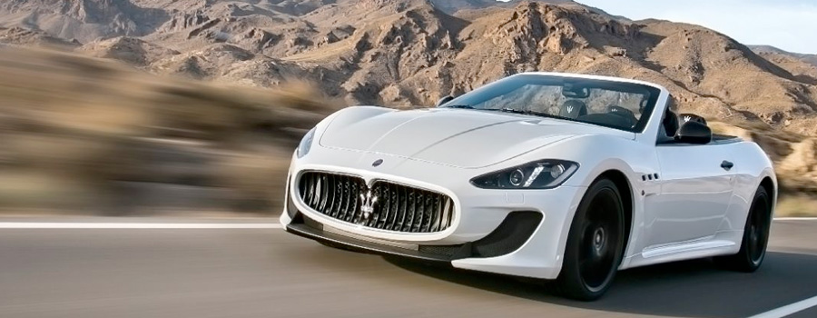 2016 Maserati Gran Cabrio