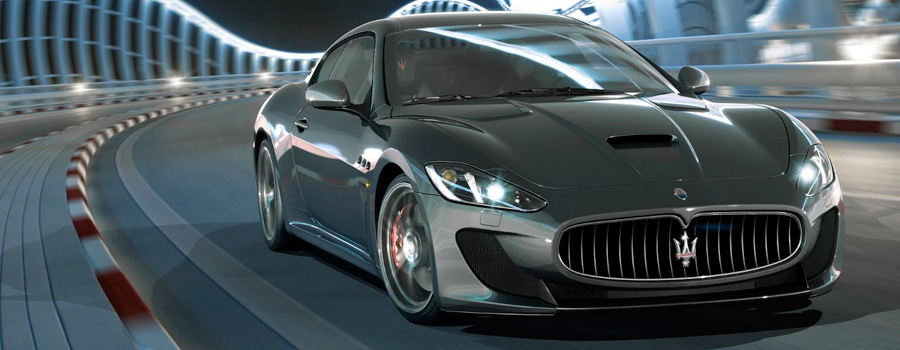 2017 Maserati Gran Turismo Aerodynamics of a higher order