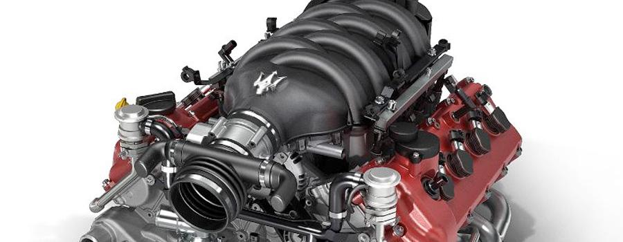 2017 Maserati Gran Turismo Awe-inspiring Maserati power
