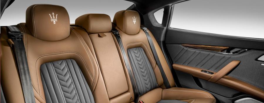 2017 Maserati Quattroporte  lap of luxury