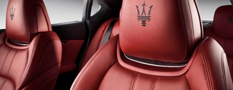 2017 Maserati Quattroporte  Uncompromising Style. Unparalleled Performance.