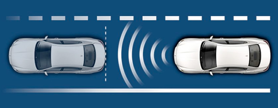 2017 Maserati Quattroporte Forward Collision Warning