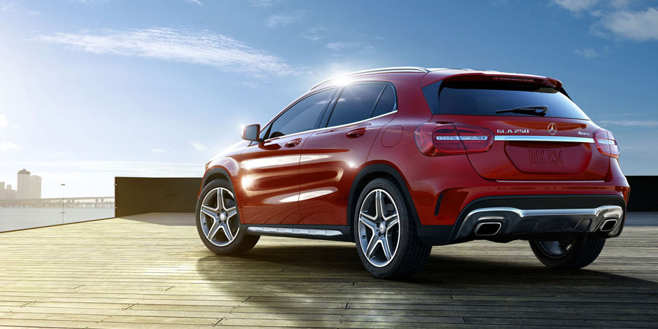 Mercedes Benz Gla Suv In Fayetteville Nc